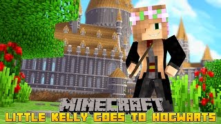 Minecraft Adventures - LITTLE KELLY GOES TO MAGIC SCHOOL!