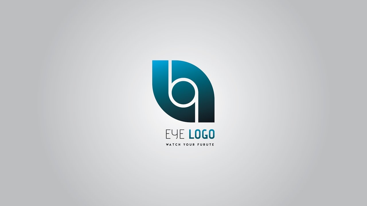 professional logo design adobe illustrator cc tutorial eye