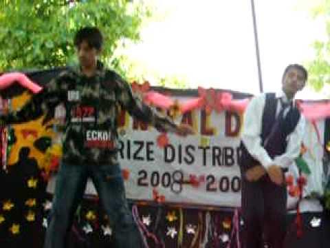 Imad & Saad Dance performance at Fauji Foundation School Lachi