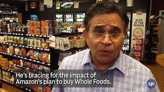 VIDEO: How are local business feeling about Amazon buying Whole Foods