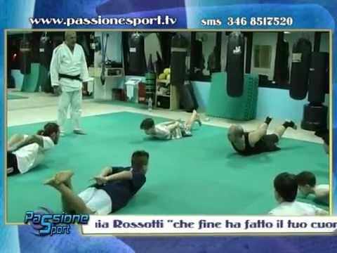 27 PASSIONE SPORT Art Of Combat i maestri Fregugli tra Judo ed MMA