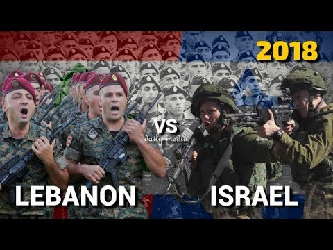 Lebanon vs Israel - Military Power Comparison 2018