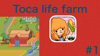 Toca life farm | where are the animals?!? #1