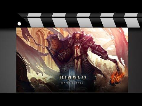 Diablo III: Reaper of Souls - Film Completo - ITA - 1080p (Full movie - Cutscenes)