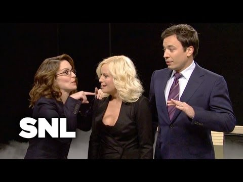 Amy Poehler Monologue: Anxiety Dream - Saturday Night Live