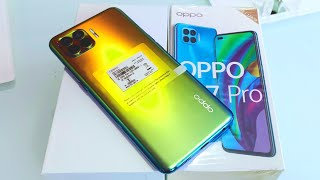 Oppo F17Pro Diwali Edition (Matte Gold )Unboxing ,First Look & Review!!#BeTheLightToSpread TheLight