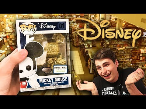 Rare Golden Mickey Mouse Funko Pop  Sold Out Everywhere