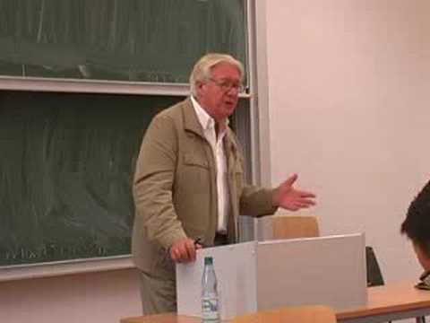 Tibor R. Machan: Human Rights Issues in Germany 4/6