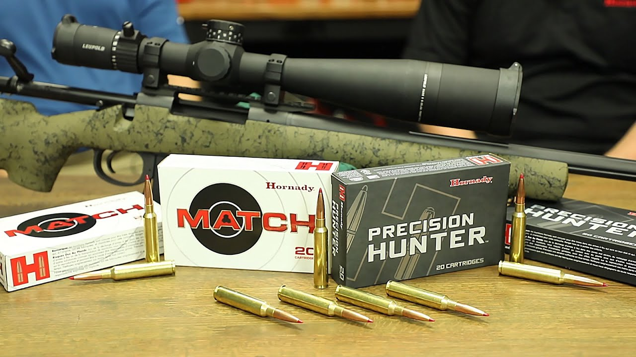 300 PRC 212 Grain ELD-X Precision Hunter 20 Rounds