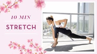 5 Stretches to get you Feeling Flexible and Thinking Positively