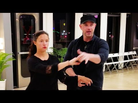 TWO STEP DANCE - The Continual Turns