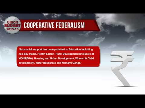 cooperative federalism essay The setting up of the niti aayog - the replacement to the plan panel - is widely  expected to set the stage for dealing with contemporary.