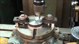 MACHINE SHOP TIPS #154 Pt 2 Bolt Circles-Rotary Table Method tubalcain
