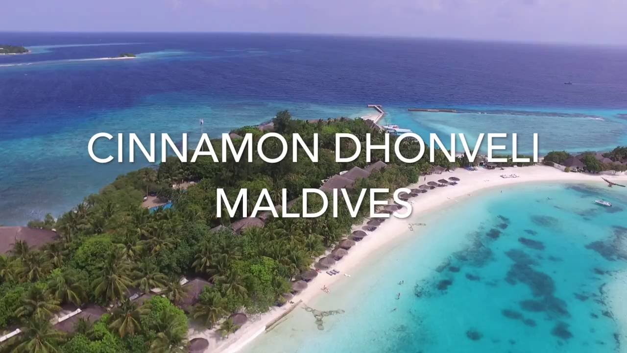 cinnamon dhonveli may 2016 aerial video youtube. Black Bedroom Furniture Sets. Home Design Ideas