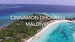 Cinnamon Dhonveli May 2016 - Aerial Video