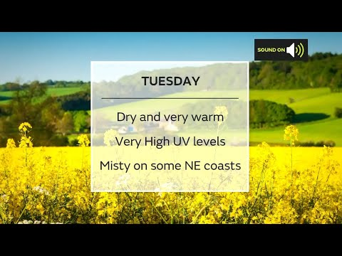 Tuesday morning forecast 01/06/21