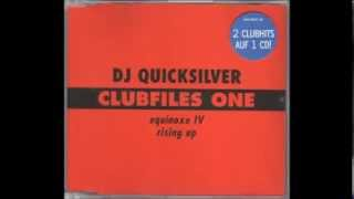 Dj Quicksilver - Clubfiles One / Rising Up (Radio Edit)