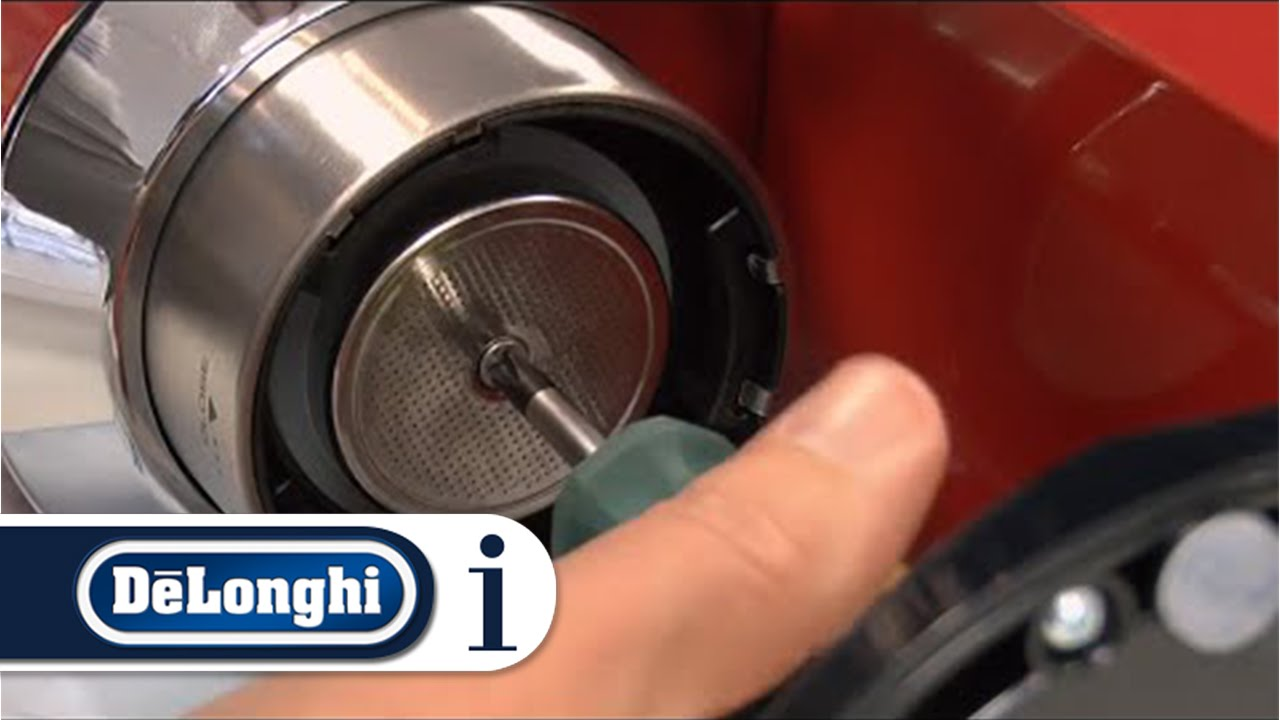 What Is A Head Gasket >> How to Clean the Coffee Outlet of Your De'Longhi Pump