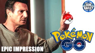 LIAM NEESON TAKIN' POKEMON (Imitation Gaming)