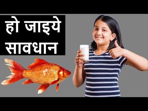 क्या आपको पता है मछली खाने(eating Fish) के तुरंत बाद दूध क्यों नहीं पीना(drink Milk) चाहिए ?