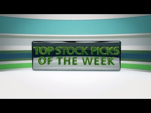 Top Stock Picks for the Week of June 19th