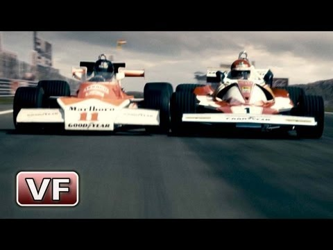 RUSH Bande Annonce VF du film (2013) streaming vf