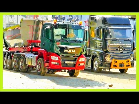stunning RC TRUCK, tractor, crane & forklift truck! 4000 SUBSCRIBERS SPECIAL 75min!
