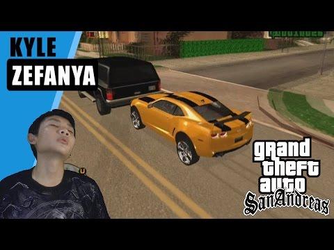 Nge-stud mobil terroris – Grand Theft Auto Extreme Indonesia (DYOM #9)