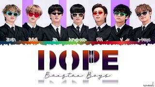 Download BTS (방탄소년단) - 'DOPE' (쩔어) Lyrics [Color Coded Han_Rom_Eng]