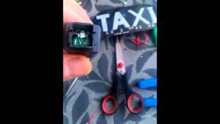 Как заменить светодиод в кнопках Ваз 2115,2114,2113