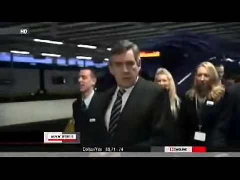 JAPAN HIGH-SPEED RAIL IN UK