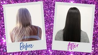 Мои тонкие волосы - уход и секреты | Всё, что я использую для волос! | Dasha Voice