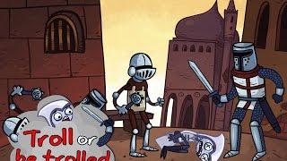 ТРОЛЛИНГ ИГР В ИГРЕ | Trollface Quest Video Games