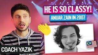 Download YAZIK reacts to PERPISAHAN - Anuar Zain