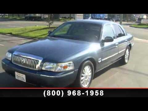 2009 Mercury Grand Marquis - Used Hondas USA - Bellflower,