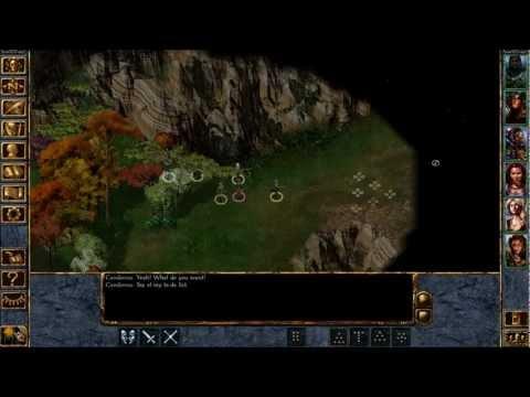 Baldur's Gate Enhanced Edition - Video Review [HD] 1080p - PC Gameplay