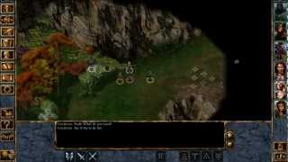 Baldur's Gate Enhanced Edition - Video Review [HD] 1080p - PC Gameplay