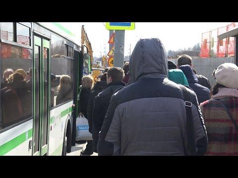 Маршрут автобуса № 893. м.  Выхино - Покровская улица
