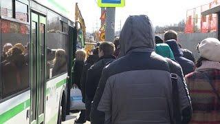 Маршрут автобуса № 893. м.  Выхино - Покровская улица(, 2017-04-15T14:06:22.000Z)