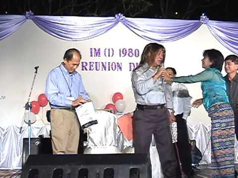 1972-80 Batch Institute of Medicine (1) Rangon, Reunion 2010-12-26(4)