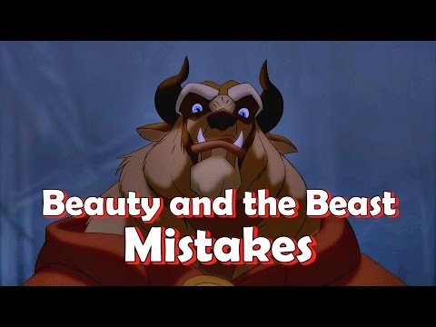 DISNEY BEAUTY AND THE BEAST MOVIE MISTAKES You Missed | BEAUTY AND THE BEAST Goofs