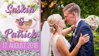 Saskia & Patrick | 17. August 2018 | Wedding Day | BinieBo