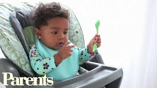 How to Start Feeding Your Baby Solids | Parents