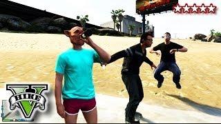 GTA 5 SWIMMING On LAND GLITCH!!! - GTA 5 DRINKING & SWIMMING GLITCHING -  Grand Theft Auto 5