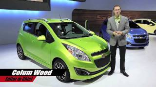 2012 Chevrolet Spark - 2011  LA Auto Show