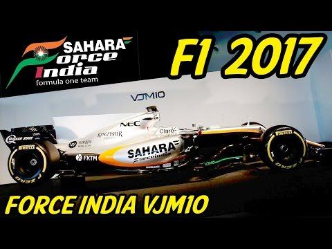 F1 Force India VJM10 Analysis - Lets Talk F1 2017