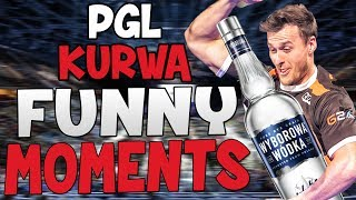 CS:GO - Funny Moments - PGL Krakow!