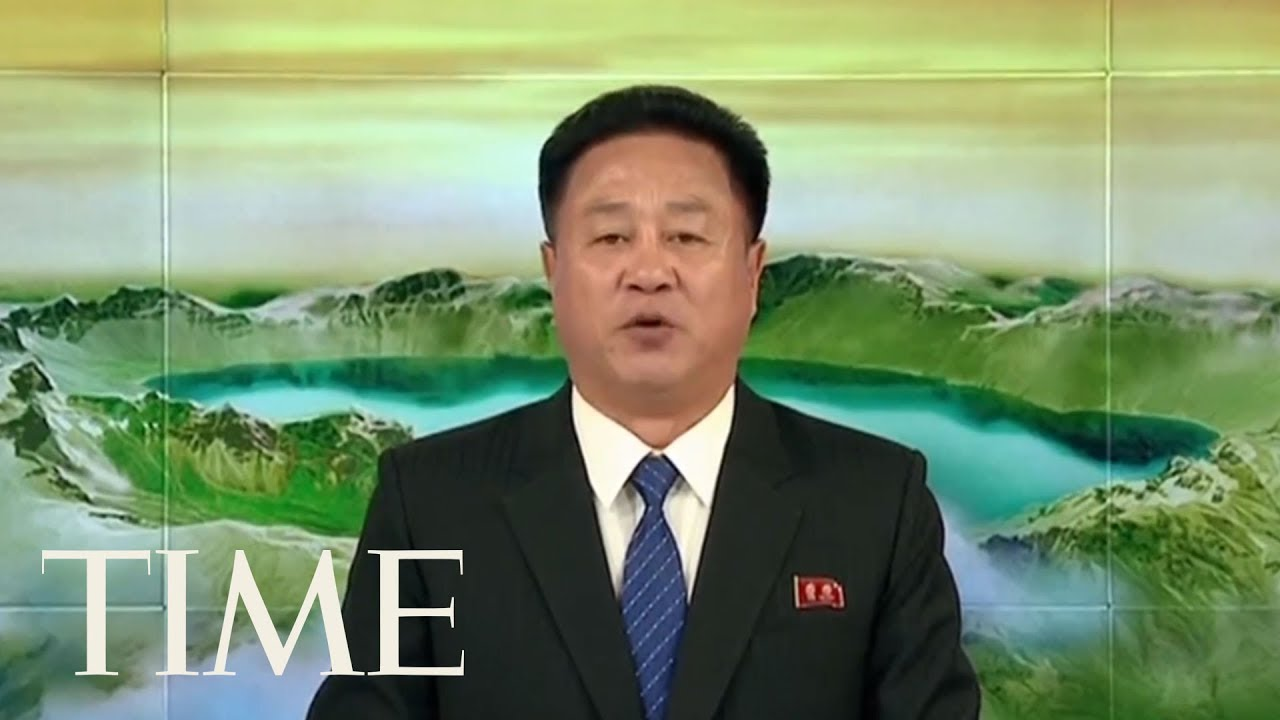 North Korea Says It Has Tested A Newly Developed 'Ultramodern Tactical Weapon' | TIME