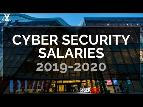 2019-2020 Cyber Security Salaries & Job Titles