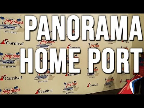 Carnival Panorama Home Port Announced - Vacation Impossible Podcast